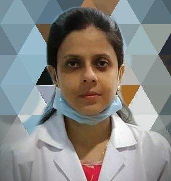This is image of Dr. Papita Ghosh, Radiant Dental Clinic, Siliguri
